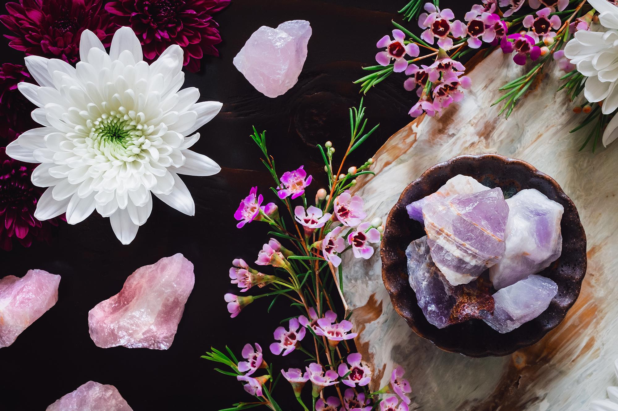 kristal therapie